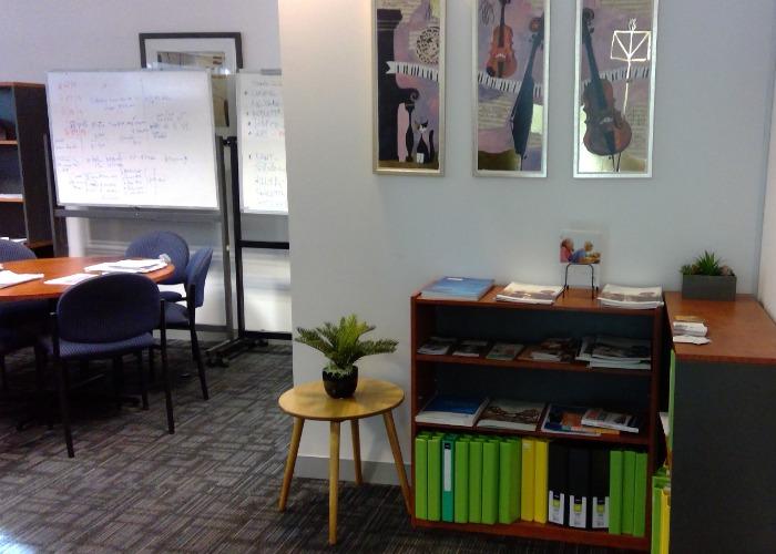 Richard Meaden's offices